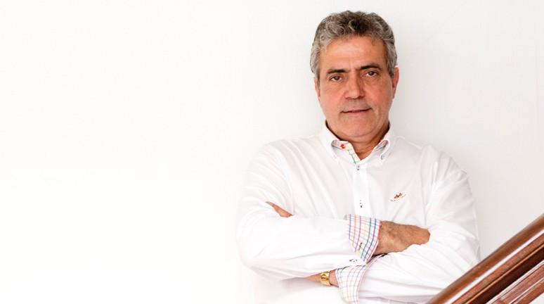 José Crespo García. Presidente de la Asociación Provincial de Empresarios de Hostelería y Turismo de Ciudad Real