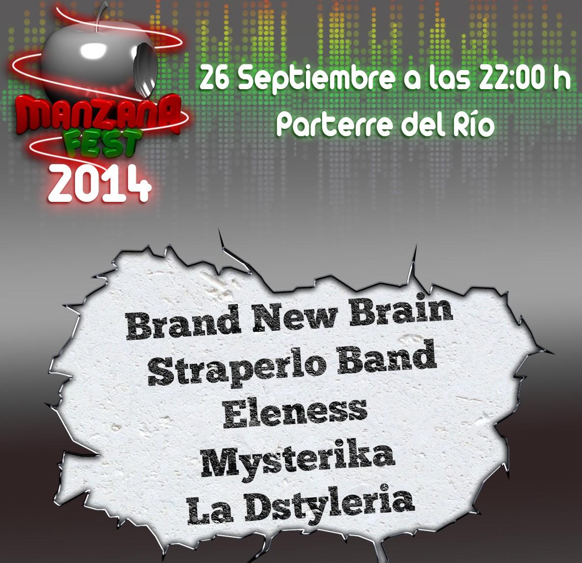 En Manzanares 75 solistas y grupos musicales de toda España participan en el I Manzanafest