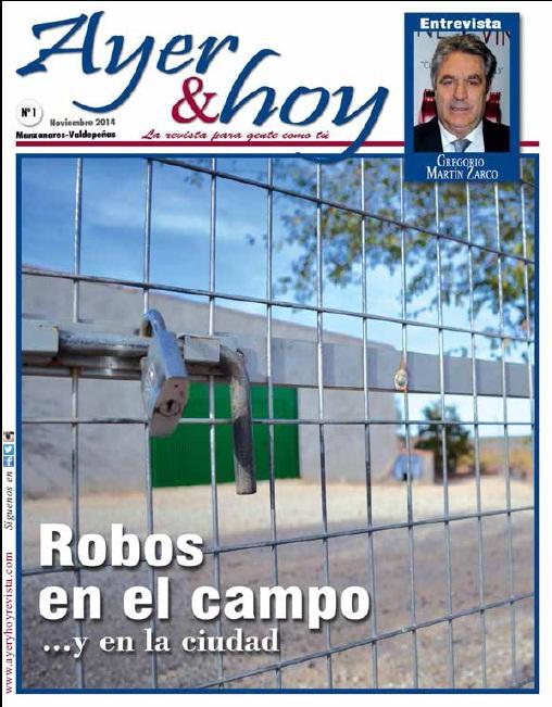 Revista de Noviembre 2014 – Manzanares-Valdepeñas