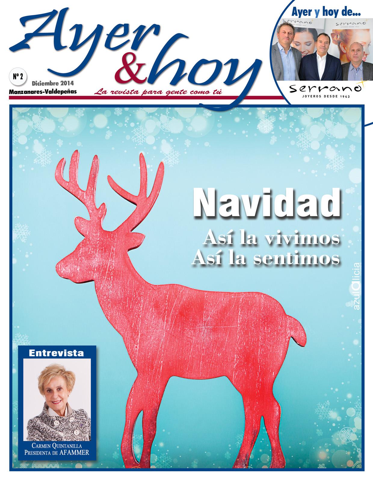 Revista de Diciembre 2014 – Manzanares-Valdepeñas