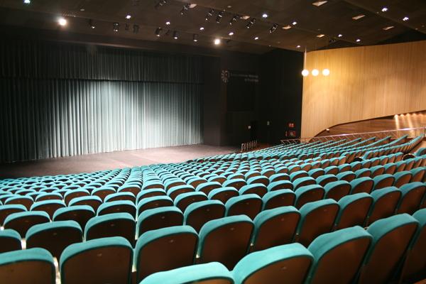 El Teatro Auditorio de Valdepeñas superó los 45.000 espectadores en 2014