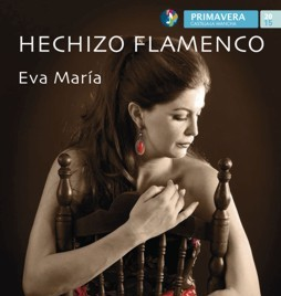Eva María presenta Hechizo Flamenco el próximo 21 de marzo a las 20.30 horas  en La Encarnación