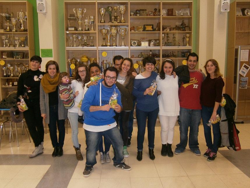 La Casa de la Juventud celebró el día de la felicidad con una sesión de risoterapia