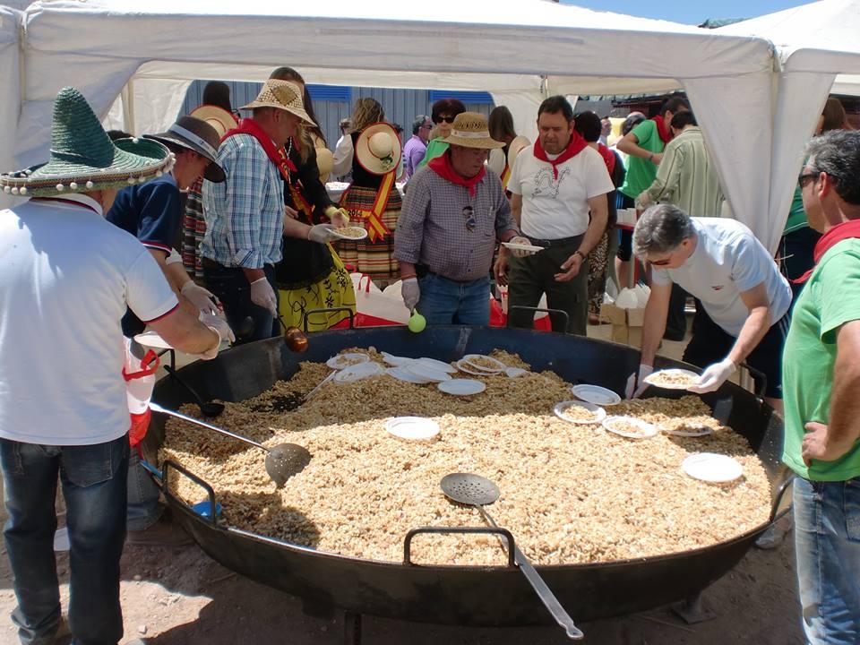Los actos litúrgicos abren las L Fiestas de la Divina Pastora
