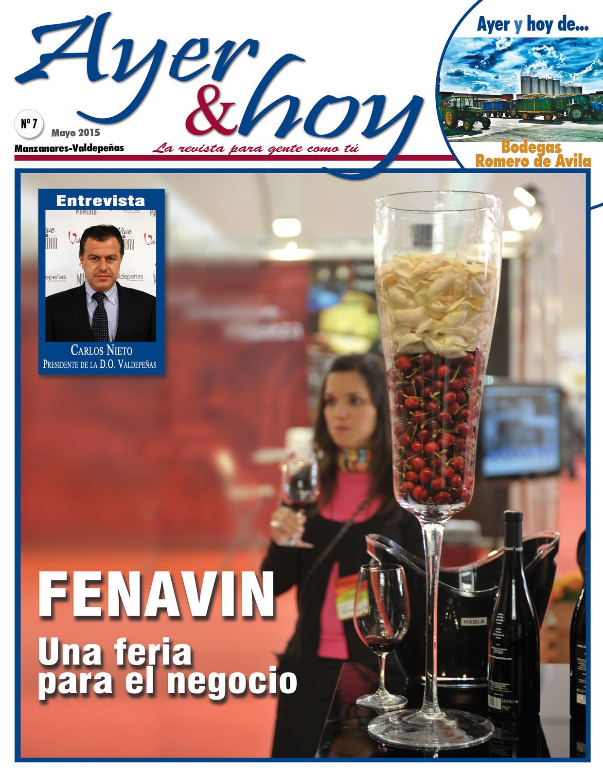 Revista de Mayo 2015 – Manzanares-Valdepeñas