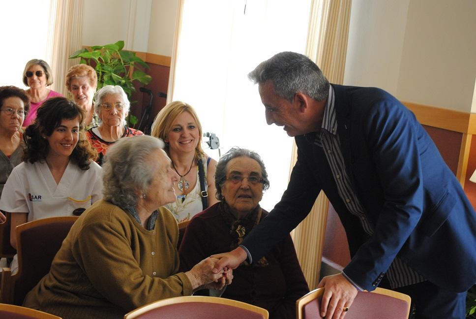 La Residencia de Mayores Monte Val celebra su 20 aniversario en Valdepeñas