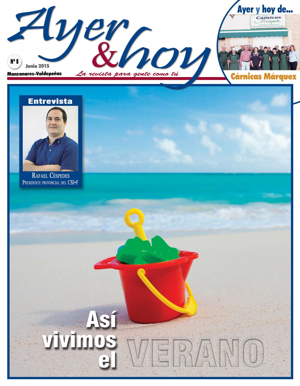 Revista de Junio 2015 – Manzanares-Valdepeñas