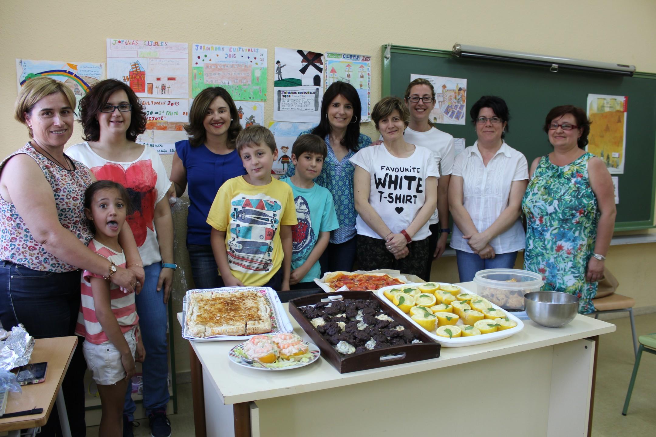 Clausurado el Taller de Cocina Saludable en Villanueva de los Infantes