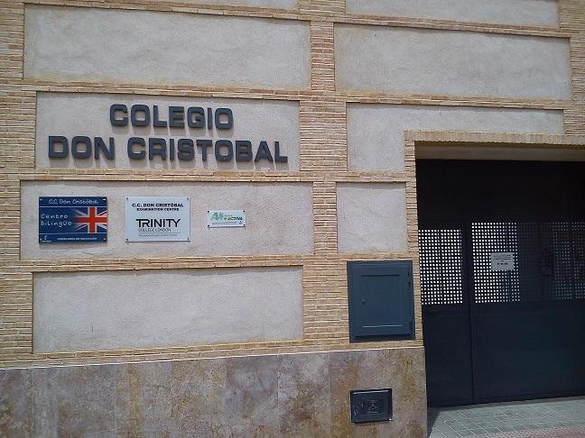 """Proyecto internacional en el colegio Don Cristóbal de Manzanares """"Myths and legends in our local area"""""""