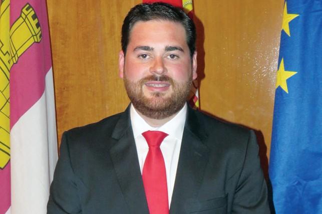 Pablo Camacho Fernández Medina, concejal de Ferias de Manzanares