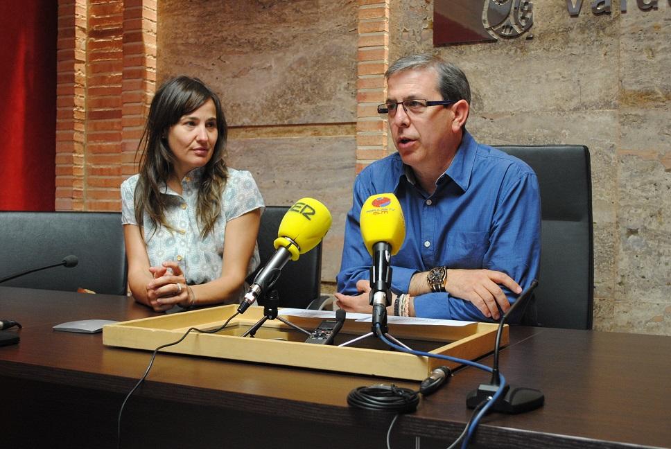 """Las risas llegan este fin de semana a Valdepeñas con """"Histeriotipos"""" y """"Histeriotipas"""""""