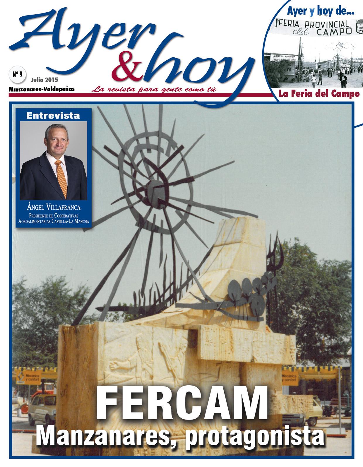 Revista de Julio 2015 – Manzanares-Valdepeñas