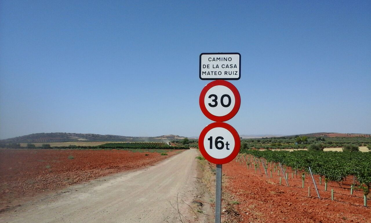 El Consistorio arregló en el último trimestre 38 kilómetros de caminos rurales