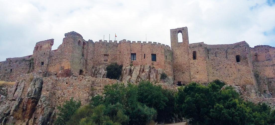 Calatrava la Nueva – Aldea del Rey