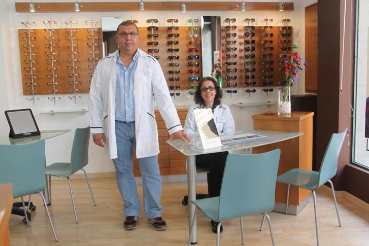 Viena Ópticos: «La calidad y la atención personalizada nos definen»