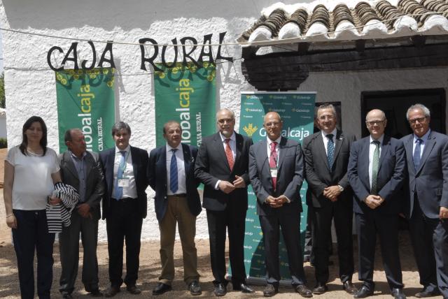 Globalcaja de nuevo en FERCAM, en apoyo del mundo agrario y ganadero de Castilla – La Mancha