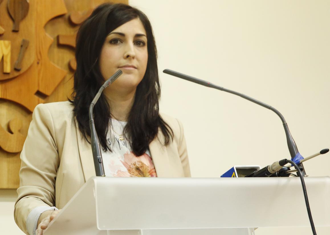 Gemma de la Fuente presenta el primer plan de empleo municipal