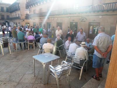 Petanca, truque y ajedrez entre las actividades de la Feria y Fiestas de Villanueva de los Infantes