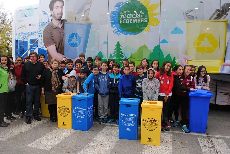 La campaña Reciclaplus llegó a 4.500 valdepeñeros y valdepeñeras