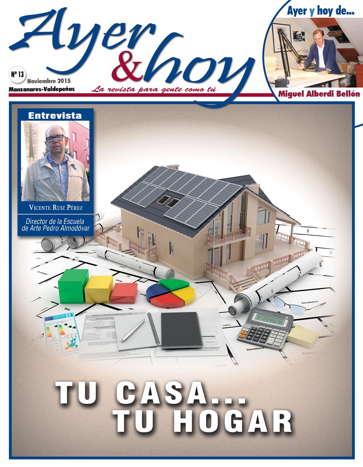 Revista de Noviembre 2015 – Manzanares-Valdepeñas