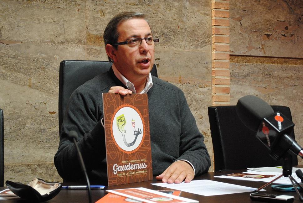 """La """" Feria de la Tapa » de Valdepeñas cumple su décima edición"""