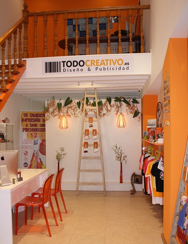 Todocreativo interior