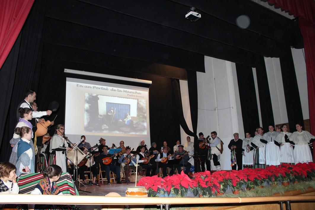 Concierto de navidad solidario a cargo de la asociaci n de for Concierto hoy en santiago