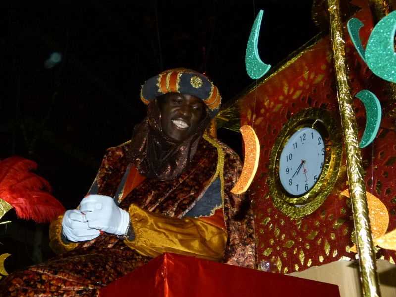 Espectáculos, Juegos Infantiles y Cabalgata en la víspera del Día de Reyes en Manzanares