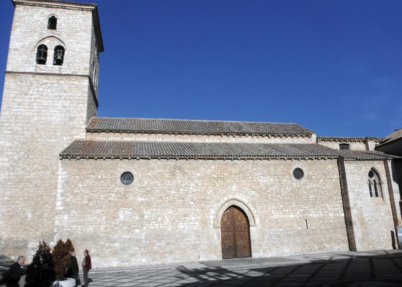 Iglesia de Santiago, Ciudad Real
