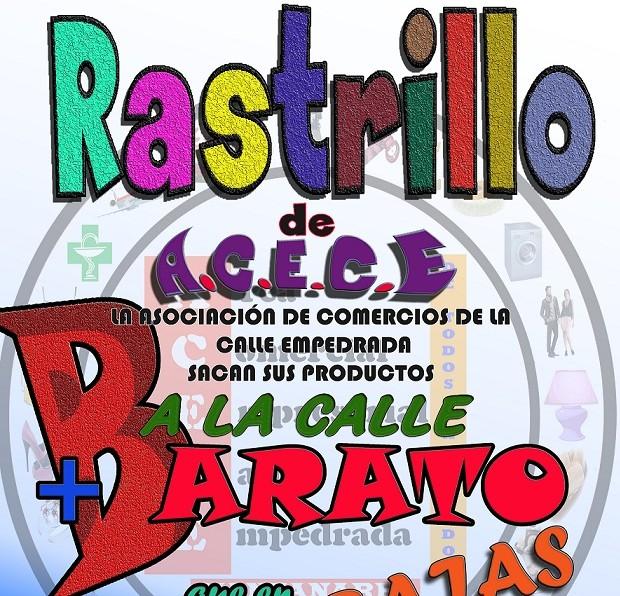 Manzanares acogerá el fin de semana la X Edición del Rastrillo en Calle Empedrada