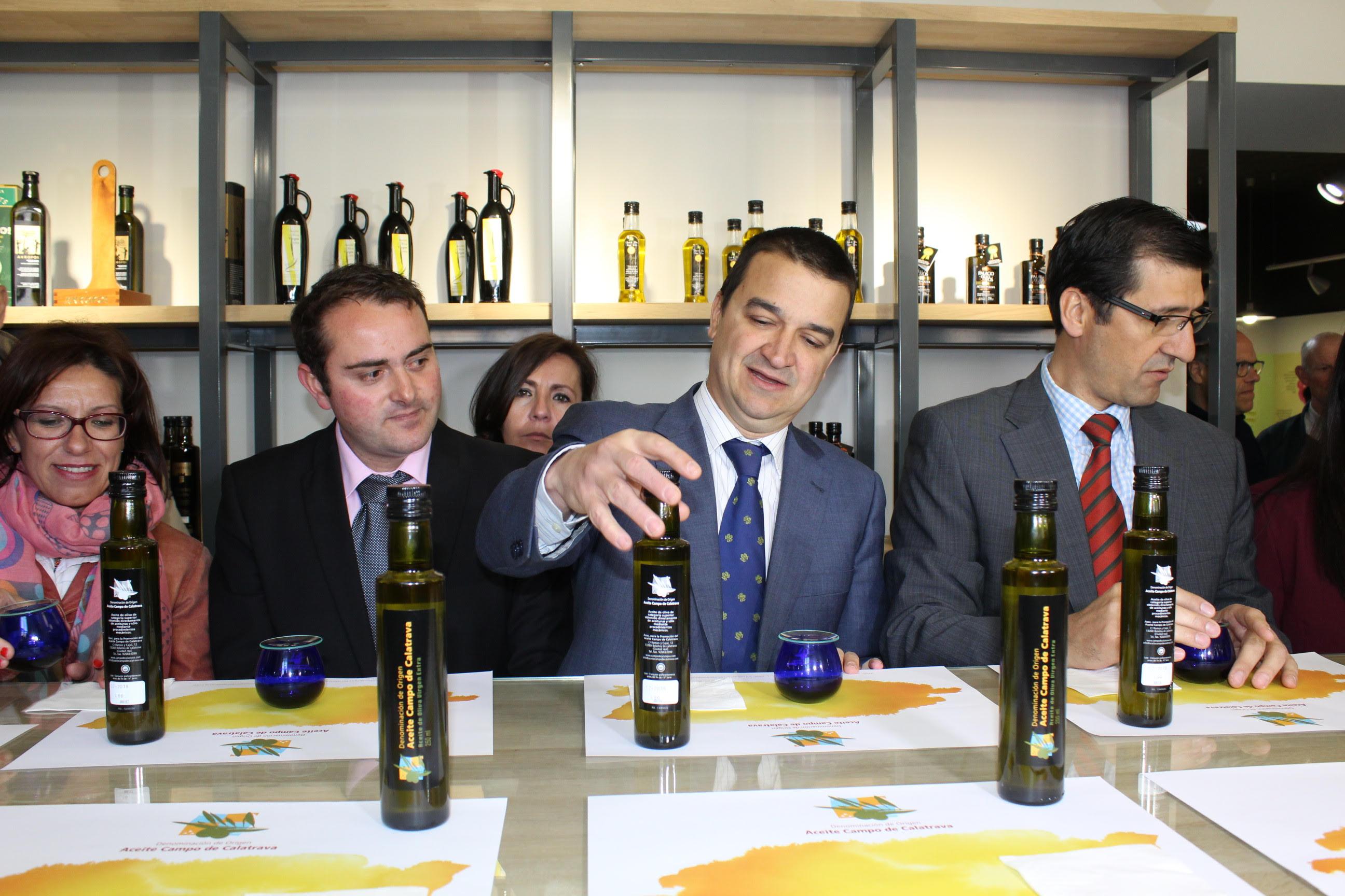 Inaugurado el Centro de interpretación de Aceite de Oliva