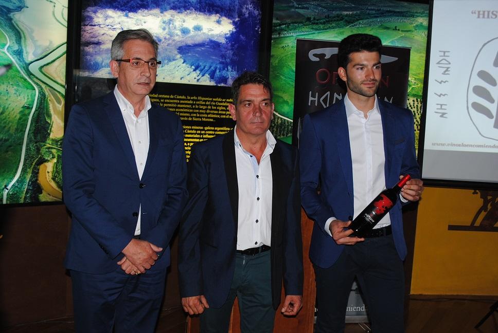 Un vino de Valdepeñas financiará trabajos arqueológicos en el Cerro de las Cabezas