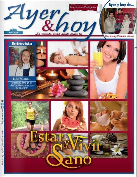 Revista de Abril 2016 – Manzanares – Valdepeñas