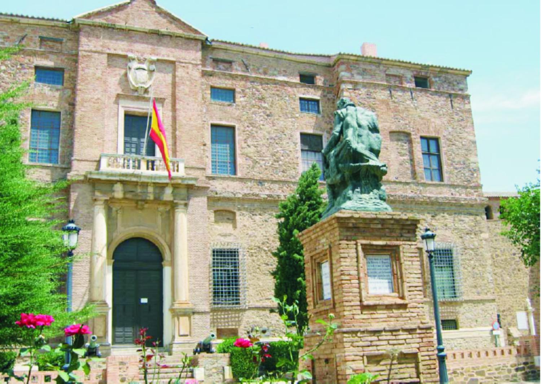 Palacio del marqués de Santa Cruz, Viso del Marqués