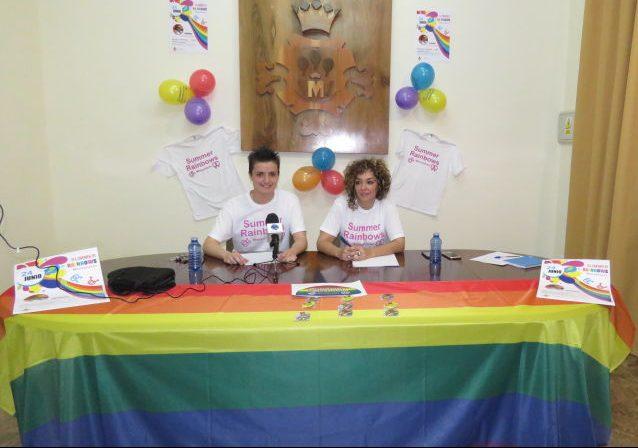 """La Fiesta """" Summer Rainbows """" pretende eliminar estereotipos y prejuicios, abriendo camino a la normalización"""