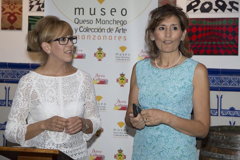 El Museo del Queso y Colección de Arte acoge la exposición temporal de Cuco García