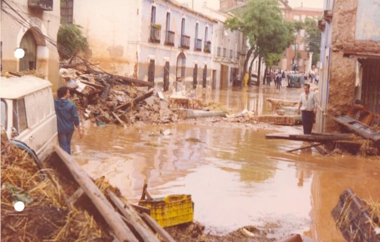 Este viernes Valdepeñas rendirá homenaje a las 22 víctimas de la riada del 1 de julio de 1979