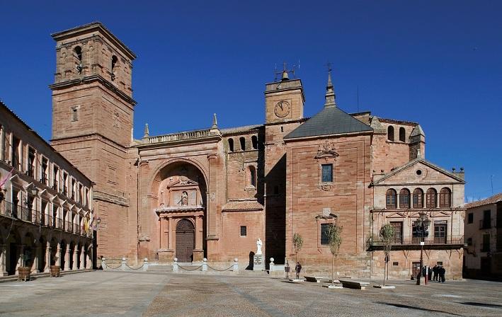 Iglesia de San Andrés, Villanueva de los Infantes