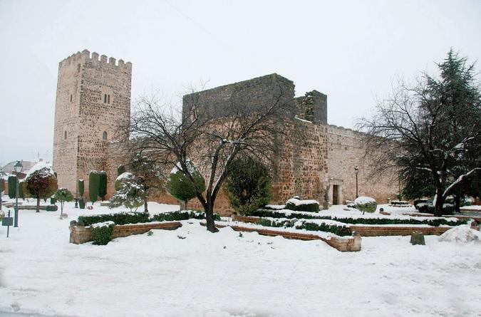 Castillo de Doña Berenguela. Bolaños de Calatrava
