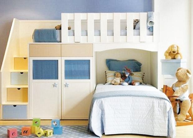«Vuelta al cole», dormitorios para los más bajitos