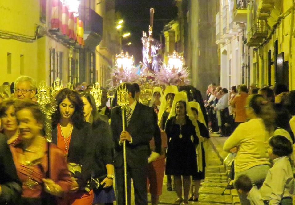 """La procesión y los fuegos artificiales culminarán el """"día grande"""" de Manzanares"""