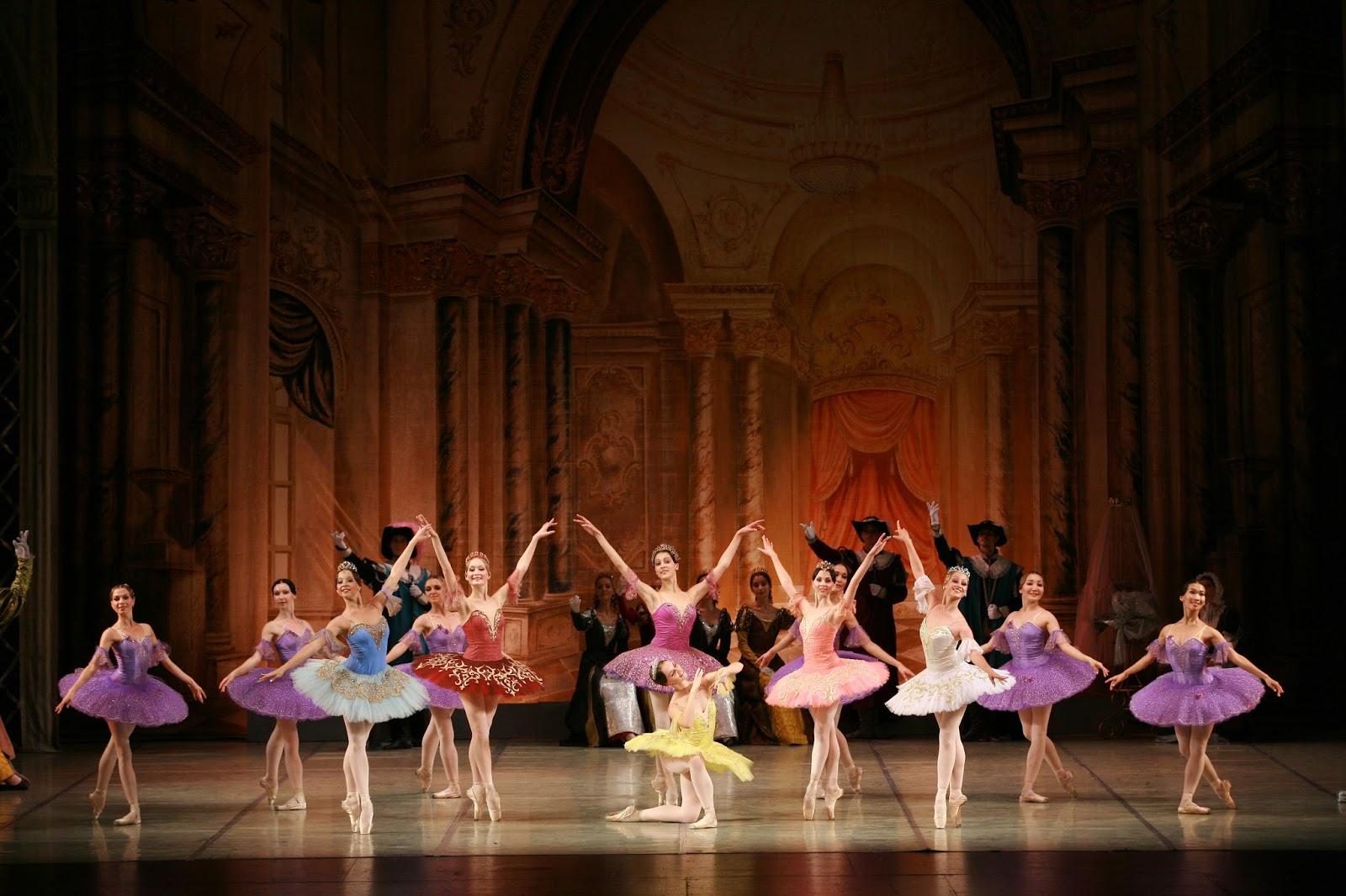 El Teatro de Valdepeñas recibe este sábado al Russian National Ballet con 'La Bella Durmiente'