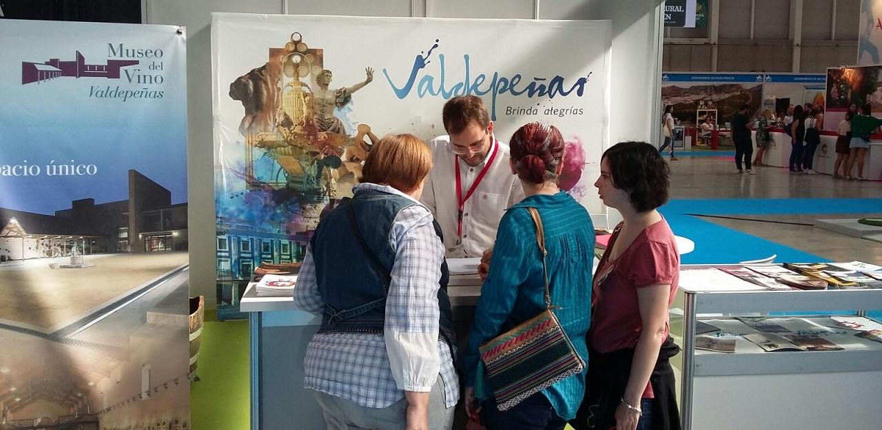 Valdepeñas participa en la XV Feria de Turismo de Interior de Andalucía 'Tierra Adentro'