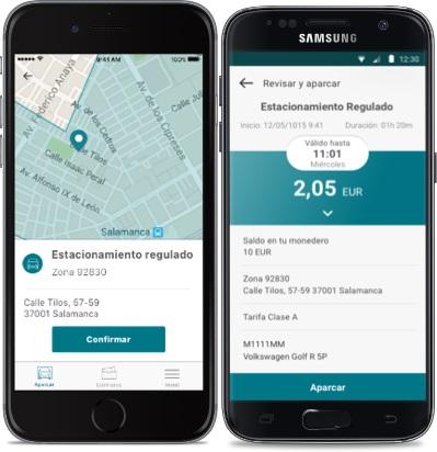 Manzanares cuenta con una nueva app para pagar el estacionamiento regulado
