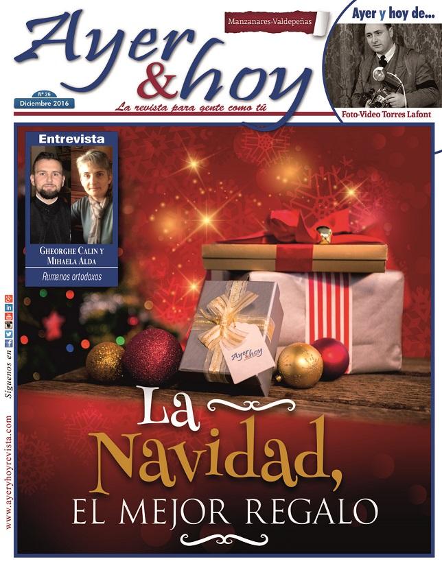 Revista de Diciembre 2016 – Manzanares – Valdepeñas