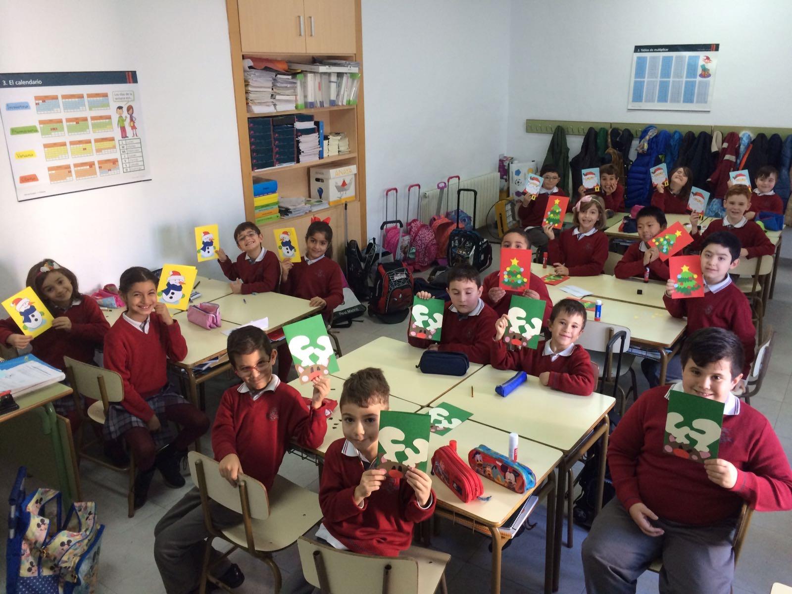 Nuevo proyecto europeo eTwinning en el colegio Don Cristóbal de Manzanares