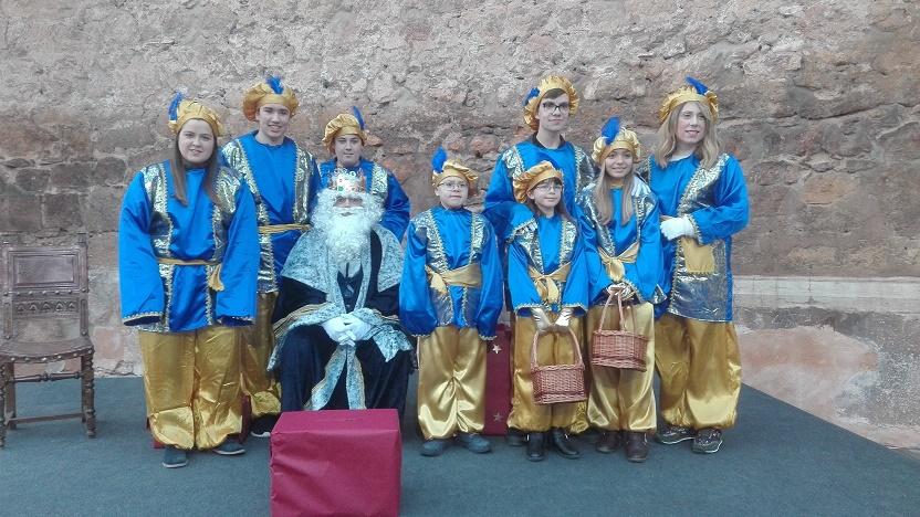 Todo preparado en Manzanares para la Cabalgata de Reyes 2017
