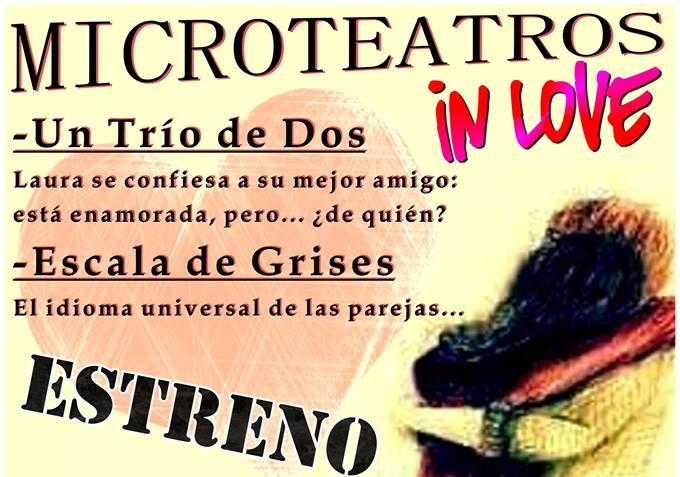 Micro-teatros in Love en Valdepeñas