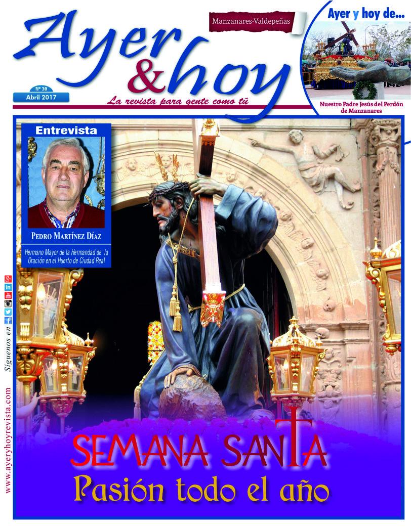 Revista de Abril 2017 – Manzanares – Valdepeñas