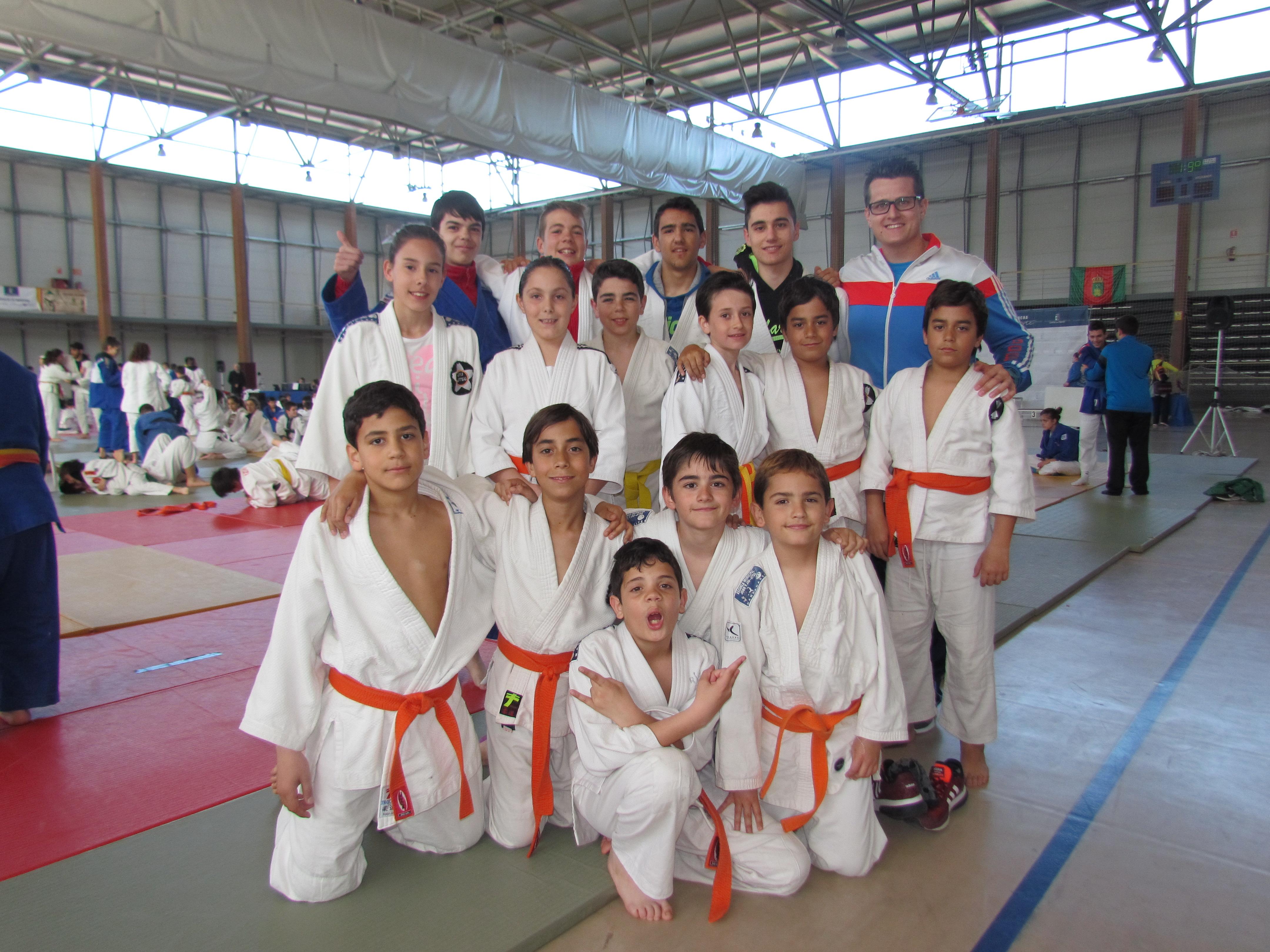 La Escuela Municipal de Judo de Manzanares consigue cinco bronces regionales
